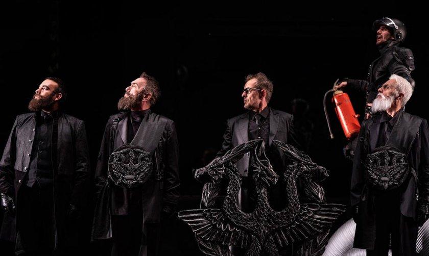 """Спектакълът антиутопия """"Драконът"""" на Явор Гърдев с премиера в София"""