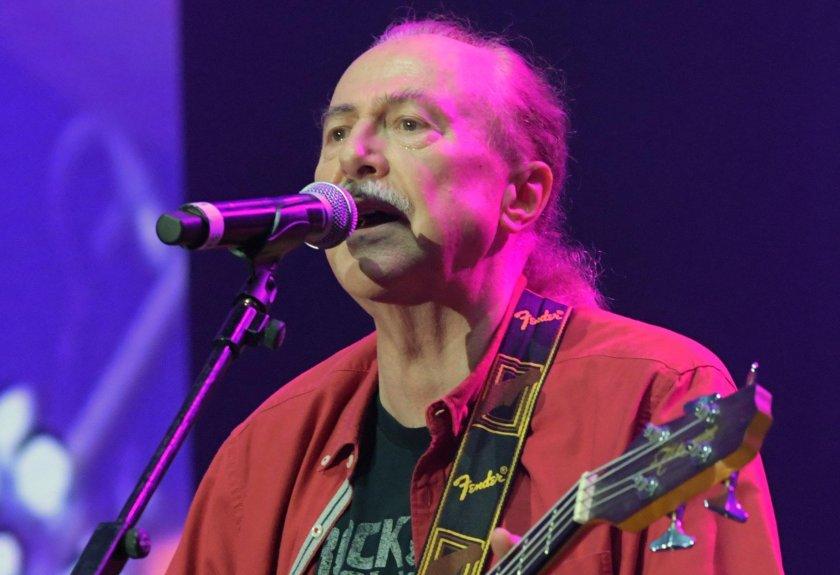 Кирил Маричков празнува 75-ия си юбилей с концерт в НДК