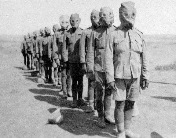 Британски полк изчезва безследно през Първата световна война