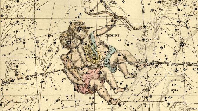 Близнаци — Седмичен хороскоп (1 - 7 юни)
