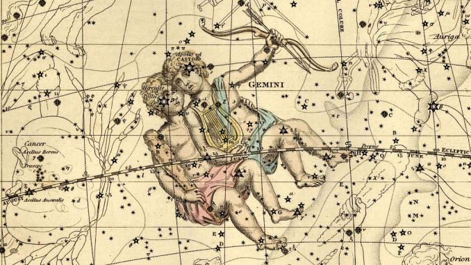Близнаци — Седмичен хороскоп (3 - 9 август)