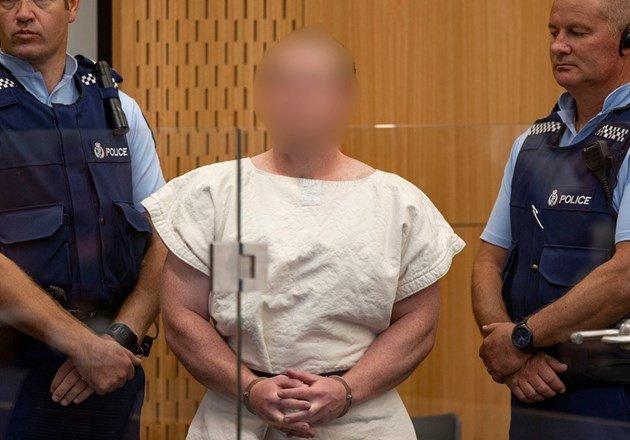 Брентън Тарант официално обвинен в убийство