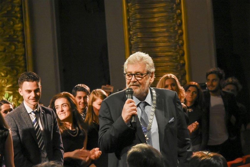 Ламбо и Аня Пенчева заедно на една сцена