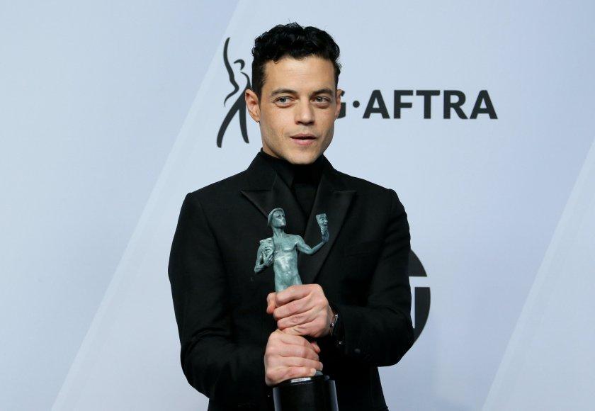 Рами Малек е номер 1 за актьорите в Холивуд