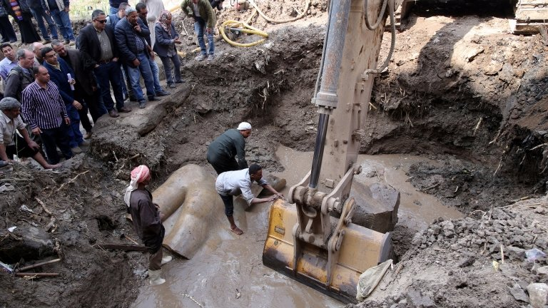 Археолози откриха пристанище на 3500 години