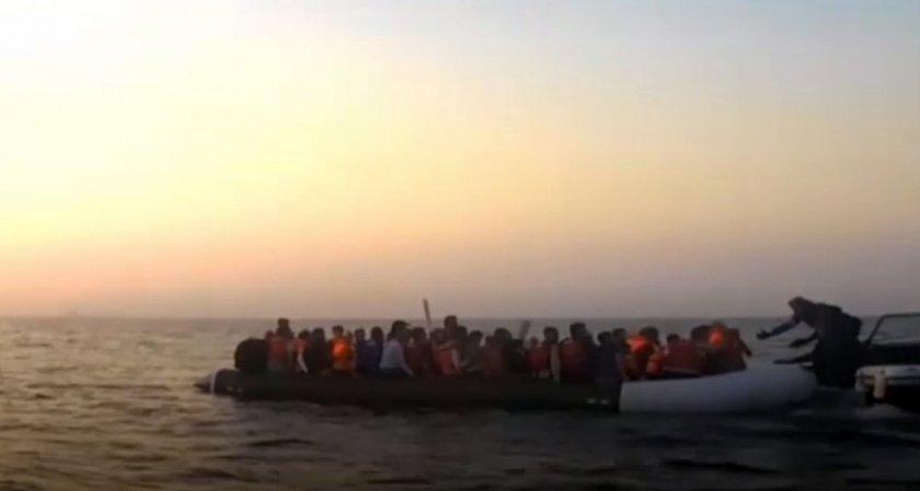 Седем души се удавиха край остров Лесбос
