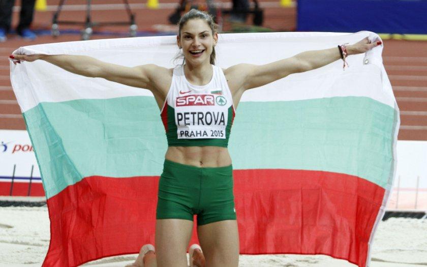 Габриела Петрова триумфира във Финландия