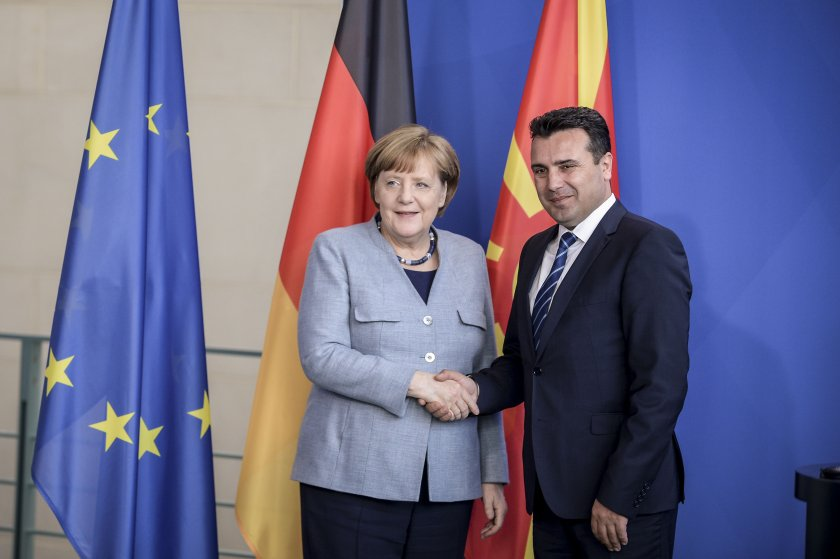 Германия готви Северна Македония за преговори за септември