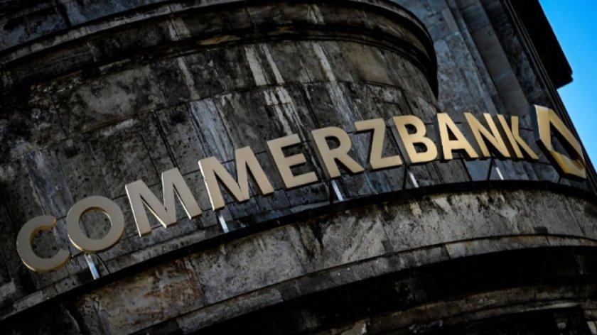Комерцбанк съкращава 10 000 служители до 2024 г.
