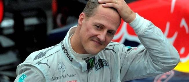 Вадят на показ снимки на Шумахер за първи път след 2013-та