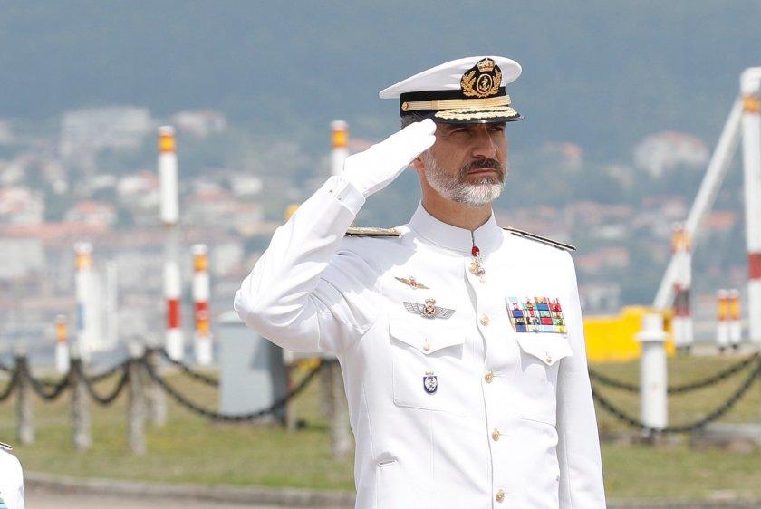 Фелипе VI е секси крал №1 в Европа (ГАЛЕРИЯ)