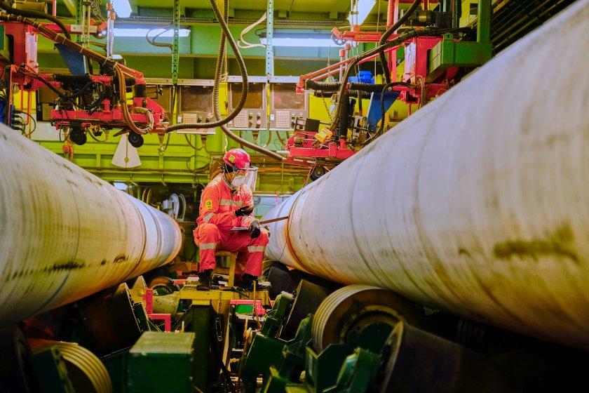 Азерският газ спрян към Турция и Европа