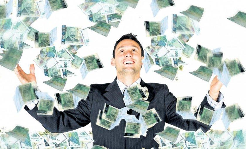 50 000 евро годишно ни правят щастливи