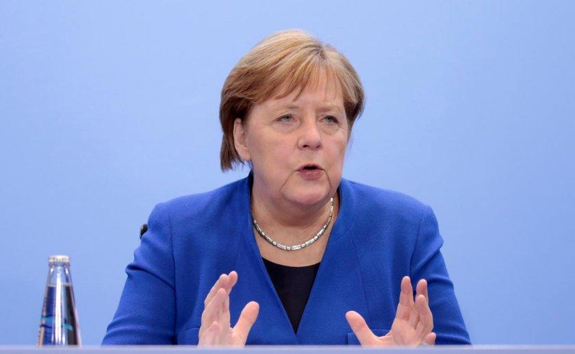 Германия удължава затварянето до 28 март
