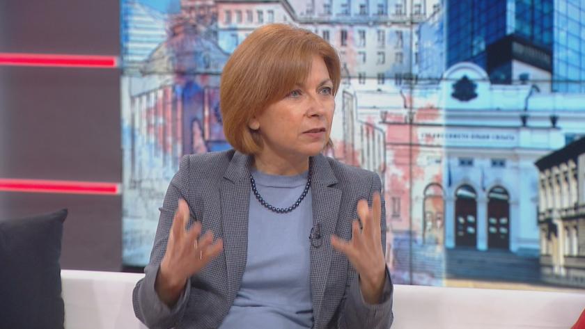 Боряна Димитрова: Листите на Слави предричат разпад