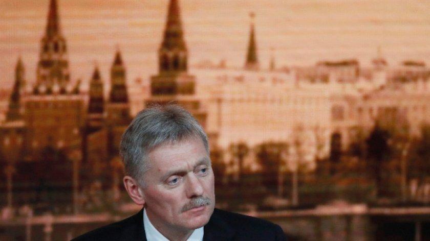 """Песков за санкциите по случая """"Навални"""": Недопустима намеса във вътрешните работи"""