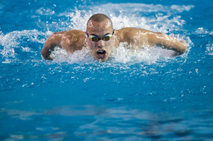 Плувецът Антъни Иванов отказа лагерите с националния отбор