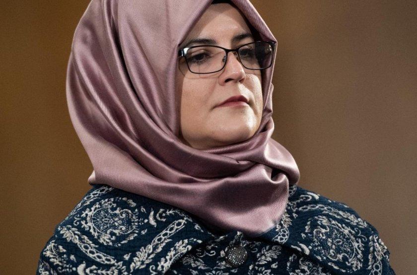 Годеницата на Кашоги иска наказание за Мохамед бин Салман
