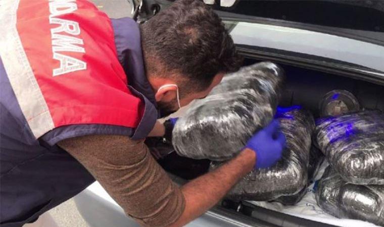 Спипаха българи в Одрин с над 120 кг дрога