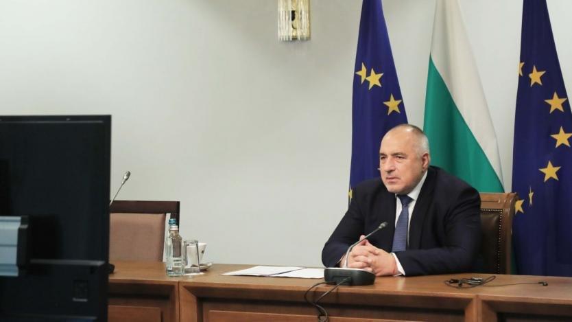 Борисов от Чирпан: Трябва ни правителство на максималното съгласие (ВИДЕО)
