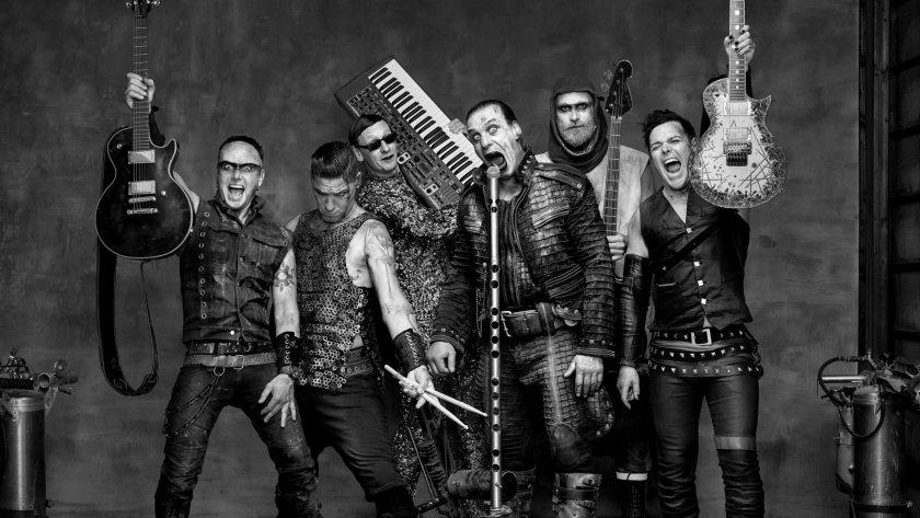 Rammstein извади нов албум