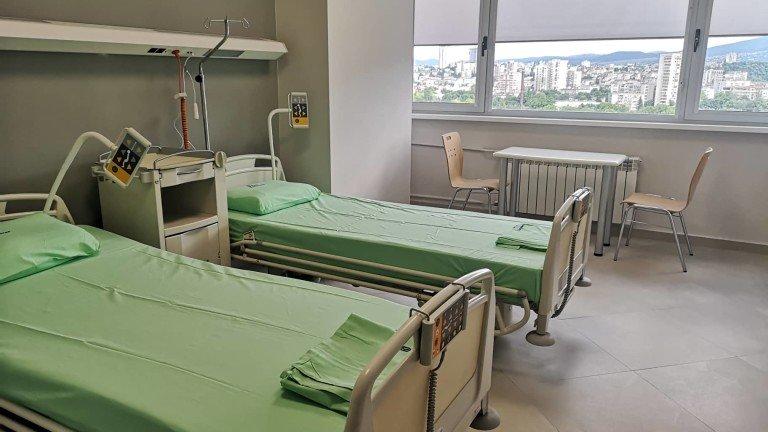 COVID-19 настъпва, разкриха още легла в столичните болници
