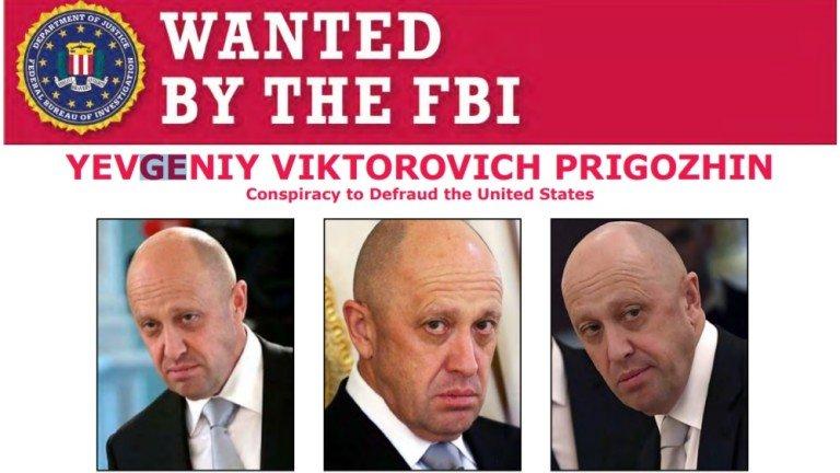 """ФБР дава $250 хил. за """"главата"""" на """"Готвача на Путин"""""""