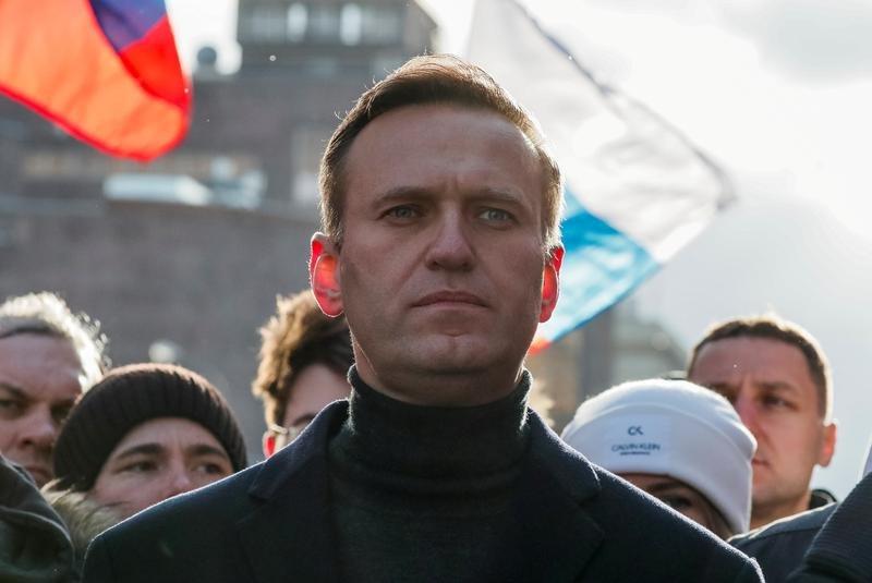 Навални е в изолатор под карантина