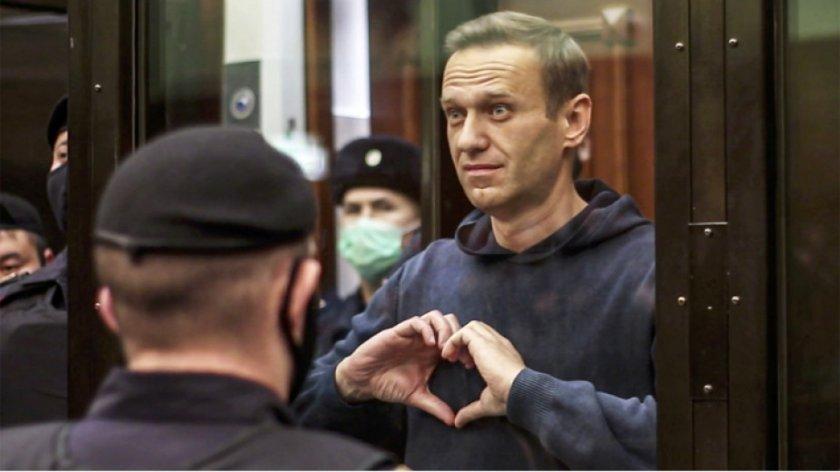 Московски съд отхвърли искане да освободи Навални