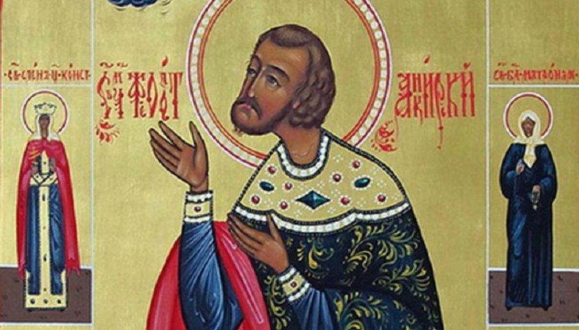 Честваме мъченика Св. Теодот