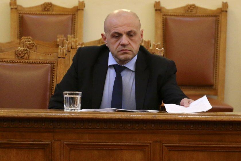 Томислав Дончев се подигра на идеята за общ фронт срещу ГЕРБ