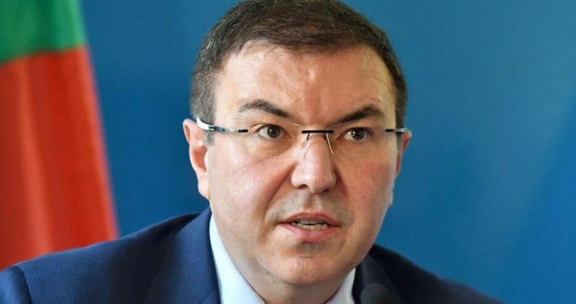 Министър Костадин Ангелов: Няма място за притеснение