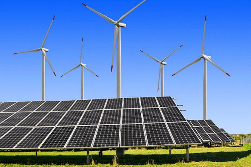 До 2024 година: Още 700 MW вятърни и 1600 MW соларни мощности