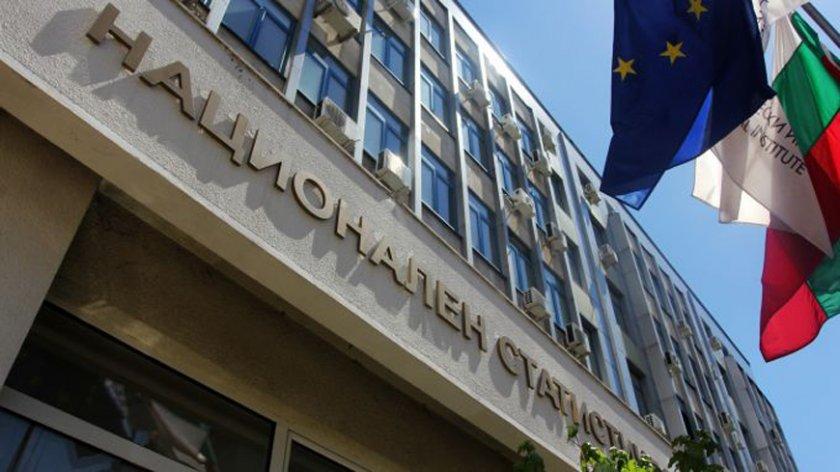 НСИ: Спад на БВП на България с 4,2% през 2020 г.