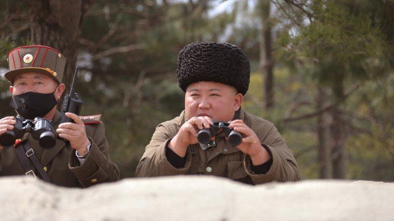 Пентагонът планирал война с КНДР и дори убийство на Ким Чен Ун?