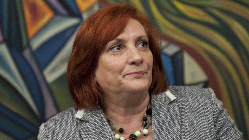 Искра Михайлова стана зам.-шеф на либералите в ЕП