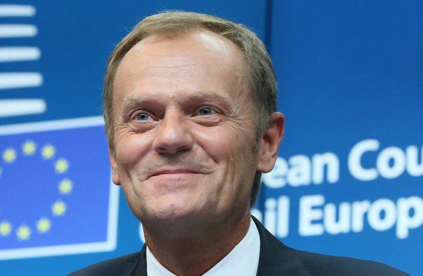 Полша ще разследва Доналд Туск за измами с ДДС