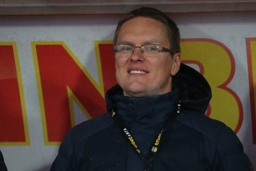 Треньорът на Лудогорец: Разочароващо второ полувреме за нас
