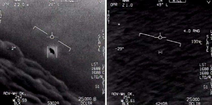 НЛО налази US военни кораби