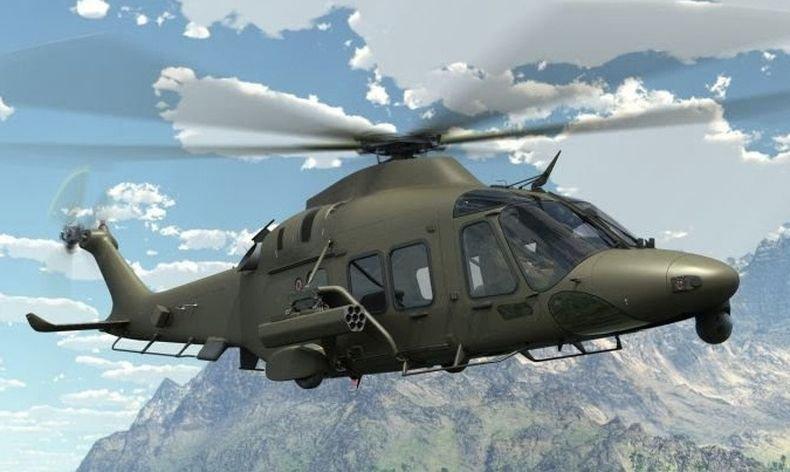 Турция спря сделка за хеликоптери с Италия