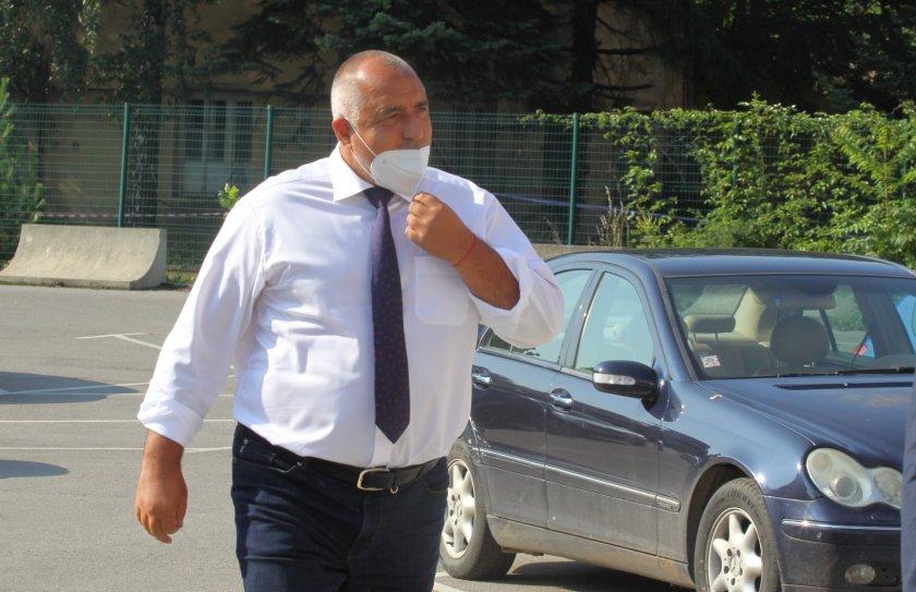ГЕРБ сменя ръководството, Бойко остава
