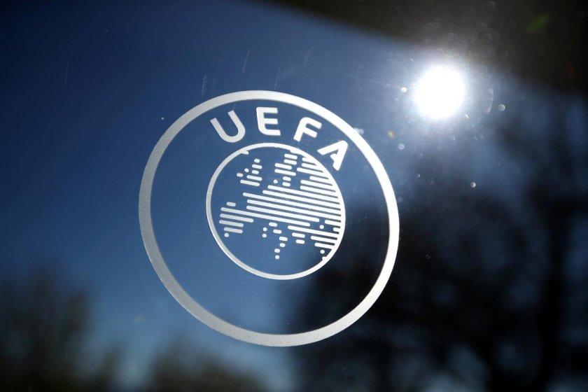 УЕФА заплаши: Изхвърляме всеки, който участва в Суперлигата