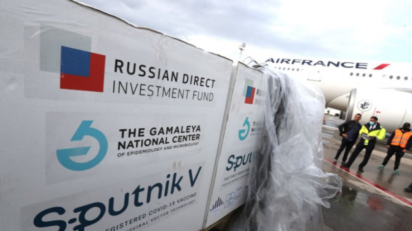 """Ефективността на """"Спутник V"""" - над 97 %"""