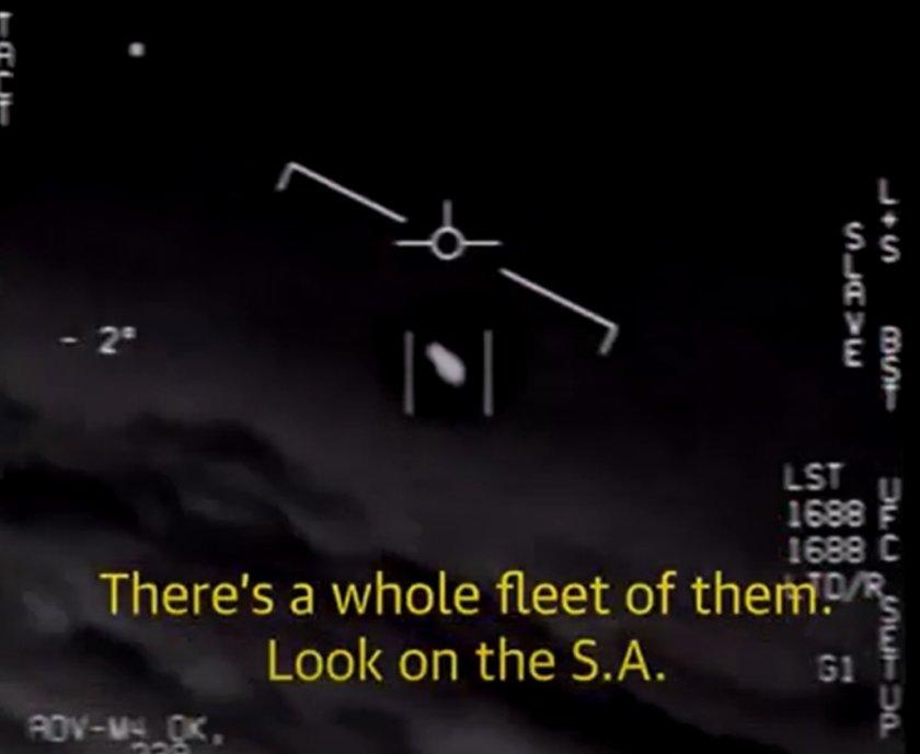 Официално: Пентагонът призна за срещи с НЛО