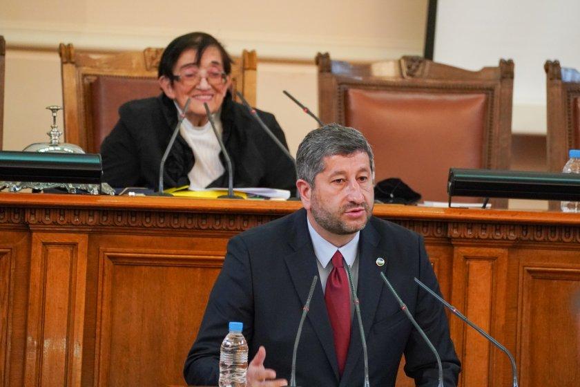Христо Иванов: Анти-ГЕРБ съюзът не е факт, не се заблуждавайте