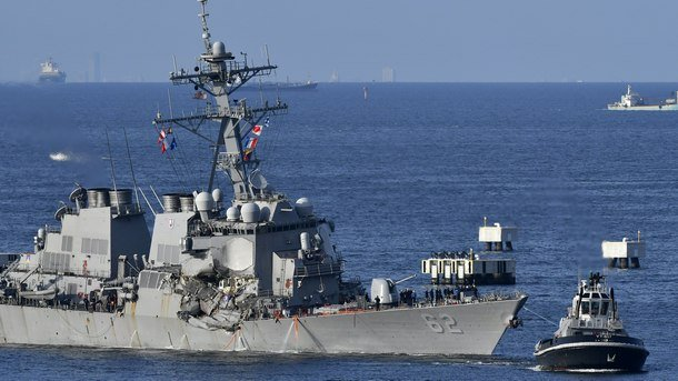 САЩ прекратяват разполагането на военни кораби в Черно море