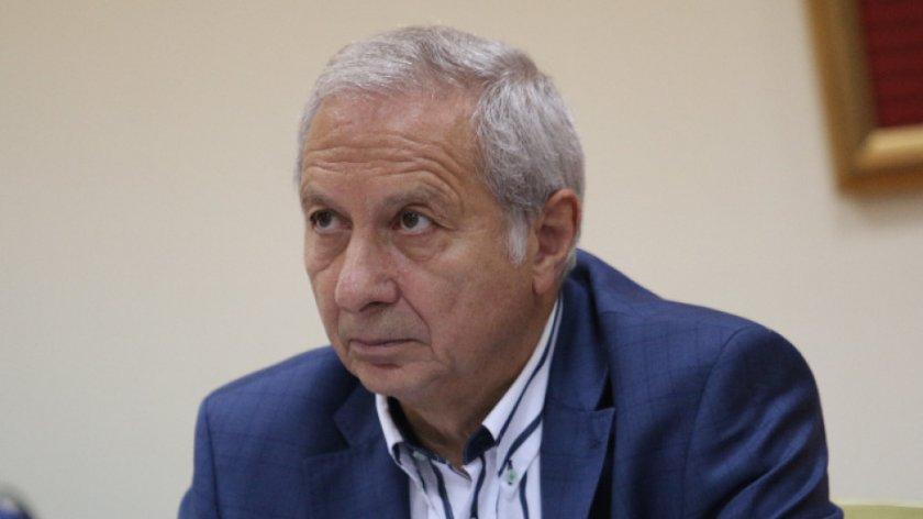 Проф. Герджиков хвали новия парламентарен шеф