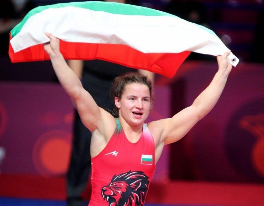 Биляна Дудова триумфира с 5-та европейска титла