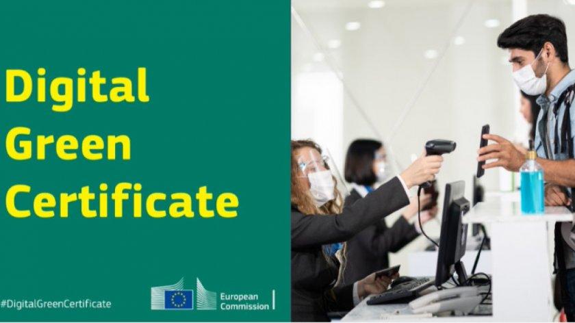 Договориха техническите спецификации на Цифровия зелен сертификат