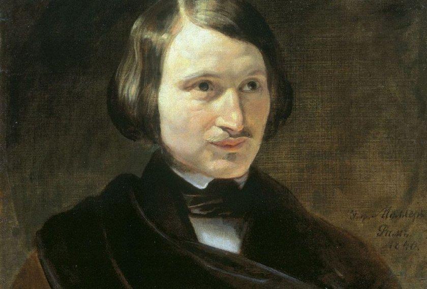 Откриха картина на Гогол в Рим